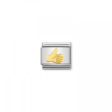 Thumb up - Gold