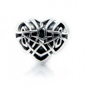 Irish Celtic Heart
