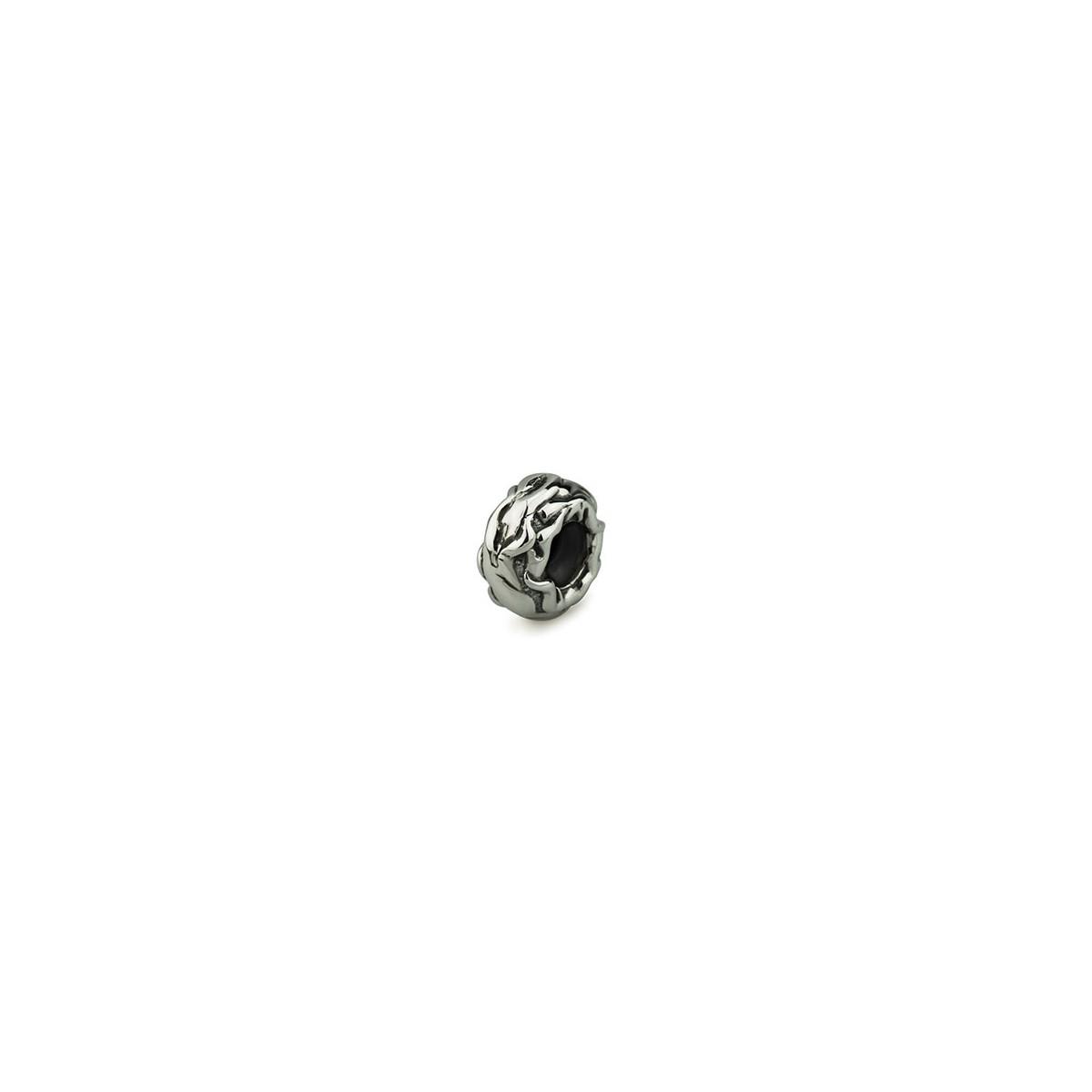 ohm beads/whc002/stop/ Fire-ish/pandora/trollbeads