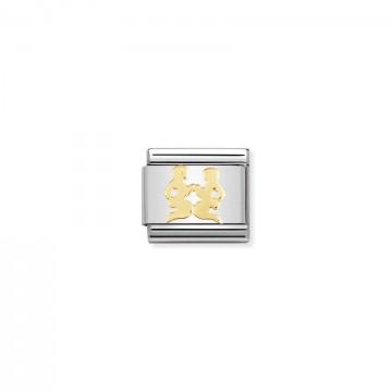 Gemini - Yellow Gold