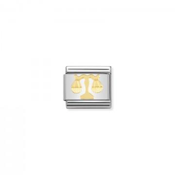 Libra - Yellow Gold