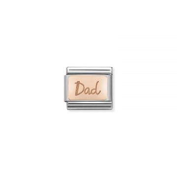 Dad - Rose Gold