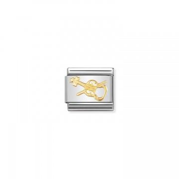 Violin - Yellow Gold