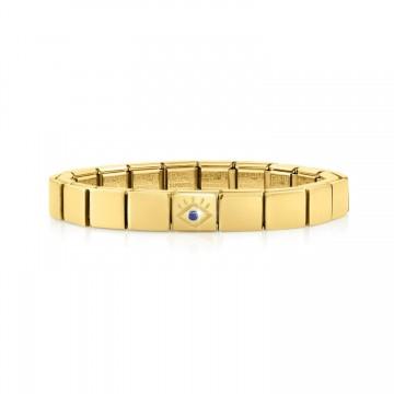 Armband mit Gottes Auge