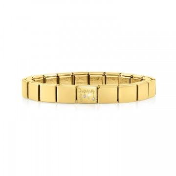 Bracelet Jaune avec...