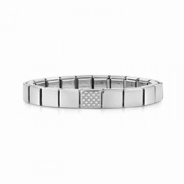 Armband aus Kohlenstoffstahl