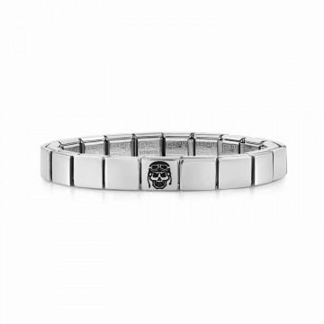 Steel Bracelet with...
