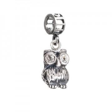 Owl with Swarovski