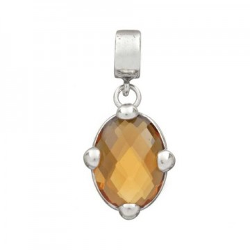 Oval Citrine Quartz
